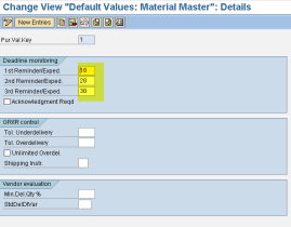 Define Purchase Value Key 2