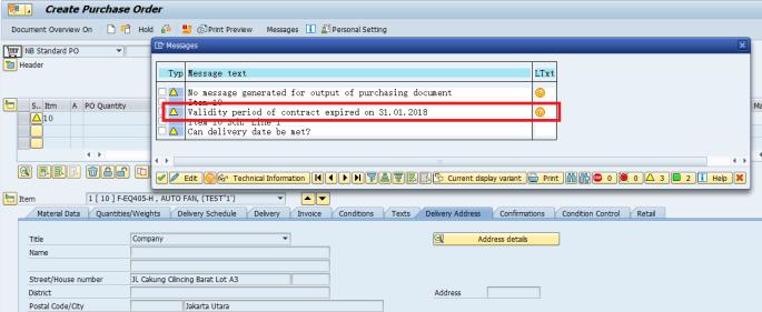 SAP MM Support Tickets – GANESH SAP SCM